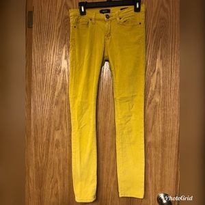 BDG corduroy mustard yellow urban outfitters 27